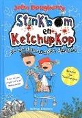 Bekijk details van Stinkbom en Ketchupkop en de doortrapte dassen