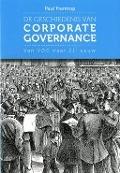 Bekijk details van De geschiedenis van corporate governance