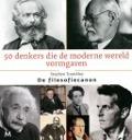 Bekijk details van 50 denkers die de moderne wereld vormgaven