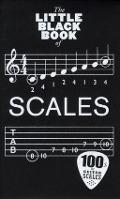 Bekijk details van The little black book of scales