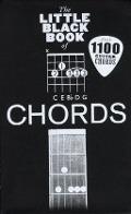 Bekijk details van The little black book of chords