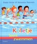 Bekijk details van Kolletje leert zwemmen