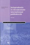 Bekijk details van Jurisprudentie en documentatie internationaal publiekrecht