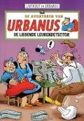 Bekijk details van Urbanus in de liegende leugendetector