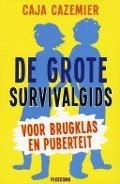 Bekijk details van De grote survivalgids voor brugklas en puberteit