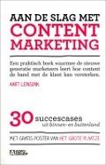 Bekijk details van Aan de slag met contentmarketing