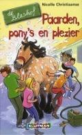 Bekijk details van Paarden, pony's en plezier