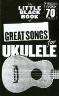 Bekijk details van Great songs for ukulele