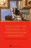 Bekijk details van Dialectiek van nationaal en internationaal strafrecht