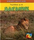 Bekijk details van Onzichtbaar op de savanne