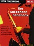 Bekijk details van The saxophone handbook
