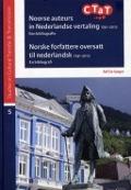 Bekijk details van Noorse auteurs in Nederlandse vertaling 1741-2012: een bibliografie