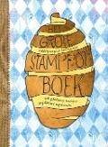 Bekijk details van Het grote, waanzinnige en heel bijzondere stamppotboek vol plakkerige, handige en explosieve experimenten