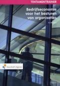 Bekijk details van Bedrijfseconomie voor het besturen van organisaties; Tentamentrainer