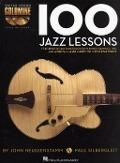 Bekijk details van 100 jazz lessons
