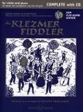 Bekijk details van The klezmer fiddler; For violin and piano