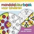 Bekijk details van Mandalakleurboek voor kinderen
