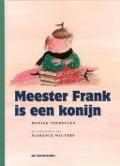 Bekijk details van Meester Frank is een konijn