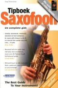 Bekijk details van Tipboek saxofoon