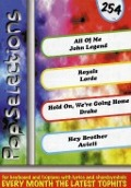 Bekijk details van Pop selections; 254