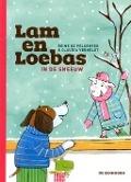 Bekijk details van Lam en Loebas in de sneeuw