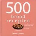 Bekijk details van 500 broodrecepten