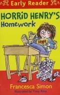 Bekijk details van Horrid Henry's homework