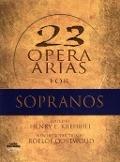 Bekijk details van 23 arias for sopranos