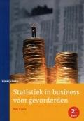 Bekijk details van Statistiek in business voor gevorderden