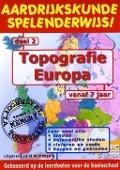 Bekijk details van Topografie Europa