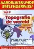 Bekijk details van Topografie de wereld