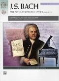 Bekijk details van The well-tempered clavier; Volume 2