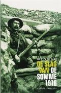 Bekijk details van De slag van de Somme 1916