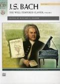 Bekijk details van The well-tempered clavier; Volume 1