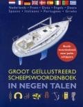 Bekijk details van Groot geïllustreerd scheepswoordenboek in negen talen
