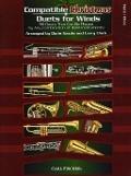 Bekijk details van Compatible Christmas duets for winds; Flute, Oboe