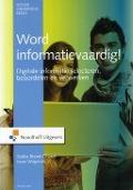 Bekijk details van Word informatievaardig!