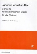 Bekijk details van Concerto nach italienischem Gusto