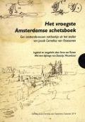 Bekijk details van Het vroegste Amsterdamse schetsboek