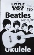 Bekijk details van Beatles songs for ukulele