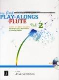 Bekijk details van Play-along flute; Vol. 2