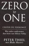 Bekijk details van Zero to one: creëer de toekomst