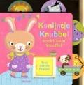 Bekijk details van Konijntje Knabbel zoekt haar knuffel