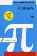 Bekijk details van Basisvaardigheden wiskunde voor het HTO