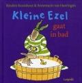 Bekijk details van Kleine Ezel gaat in bad