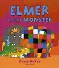Bekijk details van Elmer en het monster