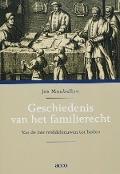 Bekijk details van De geschiedenis van het familierecht