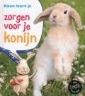 Bekijk details van Koen leert je zorgen voor je konijn