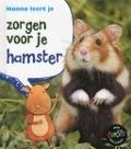 Bekijk details van Hanna leert je zorgen voor je hamster