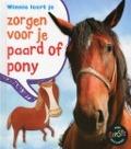 Bekijk details van Winnie leert je zorgen voor je paard of pony